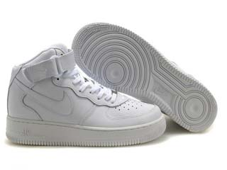 AF1 Men High shoes