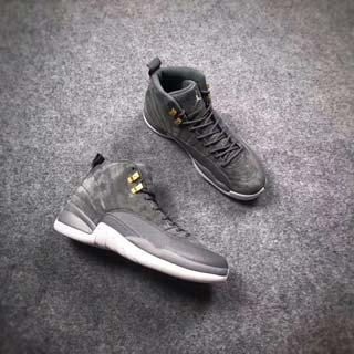 Authentic Air Jordan 12 Retro-113