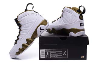 Air Jordan 9 retro Men shoes-9
