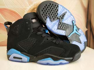 Air Jordan 6 women shoes-113