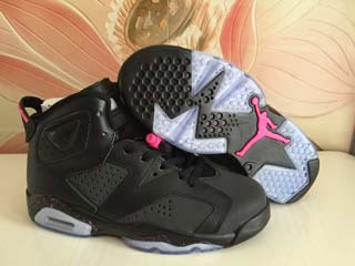 Air Jordan 6 women shoes-110