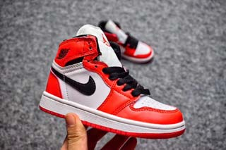 Air Jordan 1 Retro Kid shoes-6