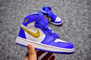 Air Jordan 1 Retro Kid shoes-7