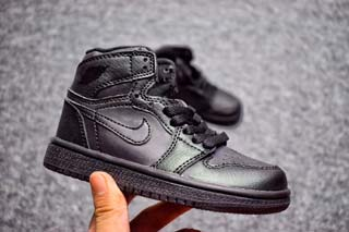 Air Jordan 1 Retro Kid shoes-9