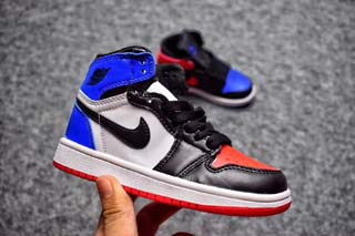 Air Jordan 1 Retro Kid shoes-2