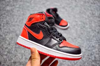 Air Jordan 1 Retro Kid shoes-4