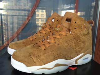 Air Jordan 6 women shoes-115