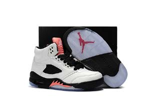 Air Jordan 5 Retro Kid shoes-4