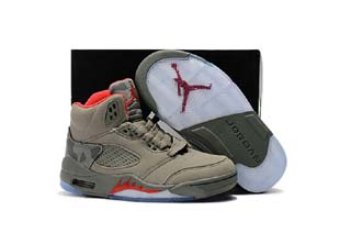 Air Jordan 5 Retro Kid shoes-2