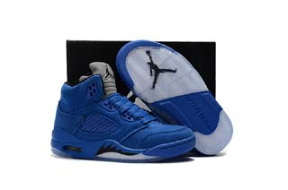 Air Jordan 5 Retro Kid shoes-1