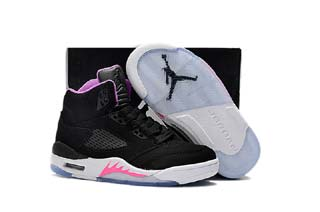 Air Jordan 5 Retro Kid shoes-5