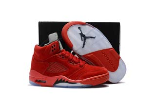 Air Jordan 5 Retro Kid shoes-7