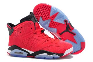 Air Jordan 6 women shoes-100
