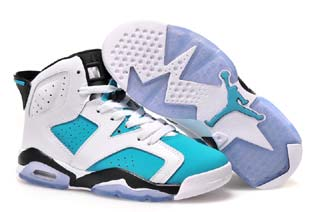 Air Jordan 6 women shoes-107