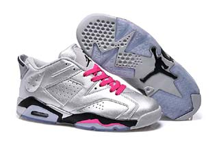 Air Jordan 6 women shoes-105