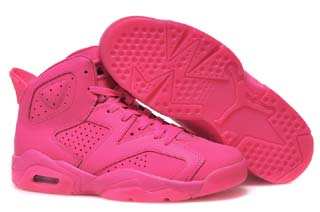 Air Jordan 6 women shoes-102
