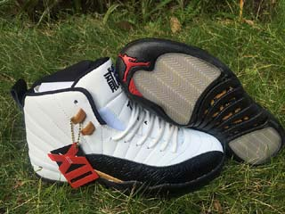 Authentic Air Jordan 12 Retro-100