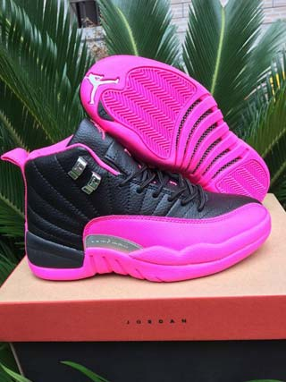 Authentic Air Jordan 12 Women Retro-24