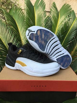 Authentic Air Jordan 12 Women Retro-25
