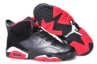 Air Jordan 6 women shoes-117