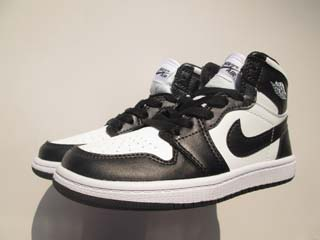 Air Jordan 1 Retro Kid shoes-11