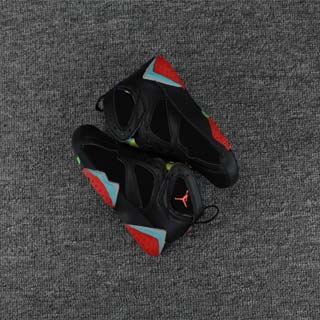 Air Jordan 7 Retro Kid shoes-3