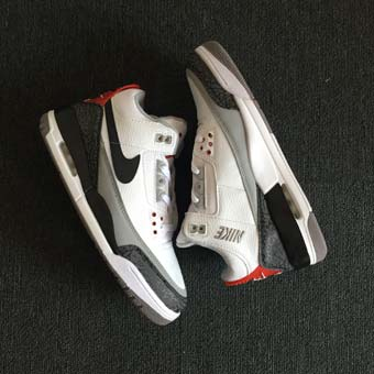Authentic Air Jordan 3 Retro-4