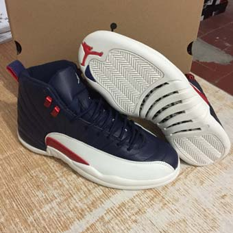 Authentic Air Jordan 12 Retro-116