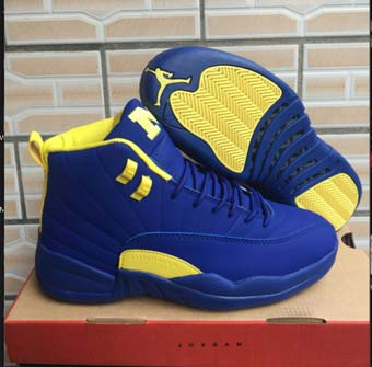 Authentic Air Jordan 12 Retro-115