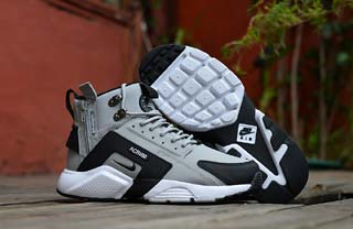 Huarache X Acronym City MID Leather -3