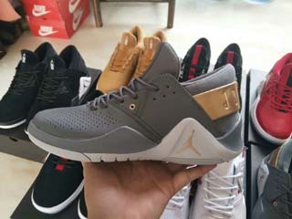 AIR JORDAN FLIGHT FRESH shoes-1