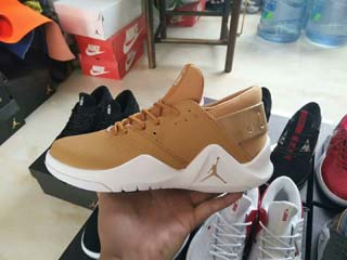 AIR JORDAN FLIGHT FRESH shoes-4
