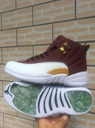 Authentic Air Jordan 12 Retro-132