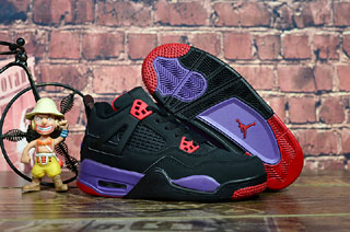 Air Jordan 4 Kid shoes-13
