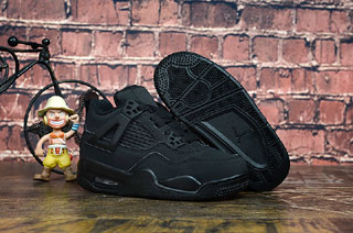 Air Jordan 4 Kid shoes-14