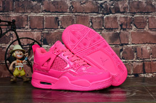 Air Jordan 4 Kid shoes-10