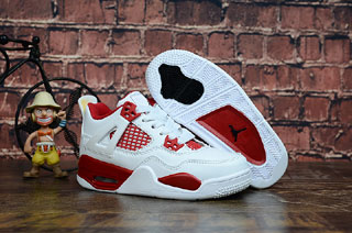 Air Jordan 4 Kid shoes-9