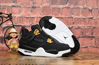 Air Jordan 4 Kid shoes-2
