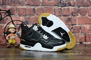 Air Jordan 4 Kid shoes-7