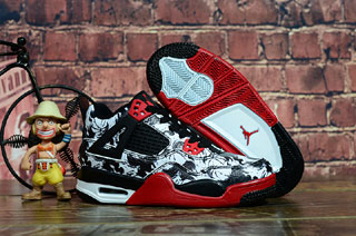 Air Jordan 4 Kid shoes-11