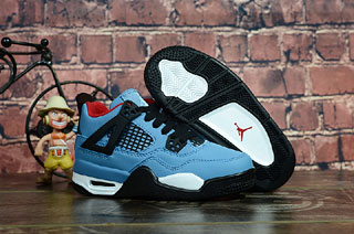Air Jordan 4 Kid shoes-8