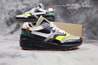Nike Air Max1 Men shoes-3