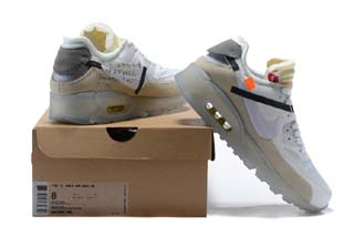 OFF-WHITE x Nike Air Max 90 OW shoes-5