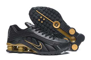 Nike Shox R4 Men shoes-13