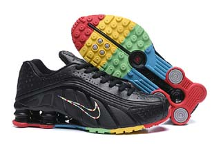 Nike Shox R4 Men shoes-15