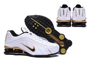 Nike Shox R4 Men shoes-6