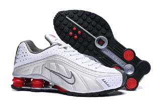 Nike Shox R4 Men shoes-12