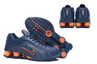 Nike Shox R4 Men shoes-8