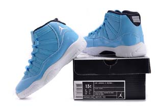 Air Jordan 11 Retro Kid shoes-18