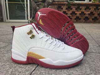 Authentic Air Jordan 12 Retro-123